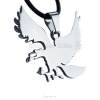 Productafbeelding Pewter necklace eagle